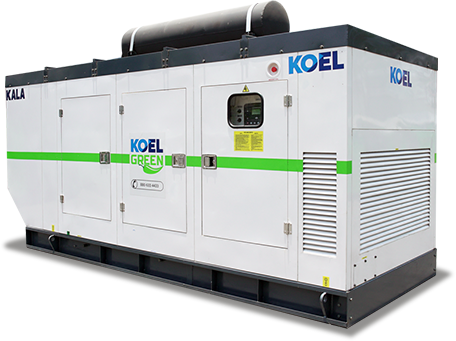 UHHP Gensets (750 to 1010 kVA)