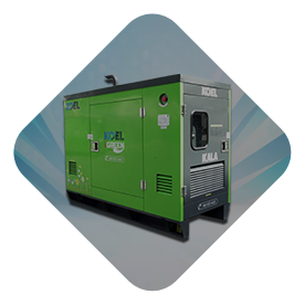 Genset manufacturer and disel generator manufacturer in India
